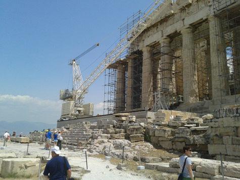 Как я развенчивала мифы о Греции