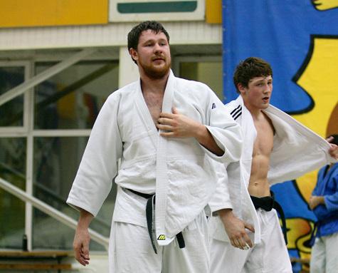 Наш спецкор Алексей Лебедев передает с чемпионата мира по дзюдо