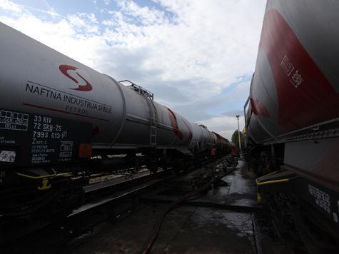 У «нефтяного колосса» отваливаются ноги