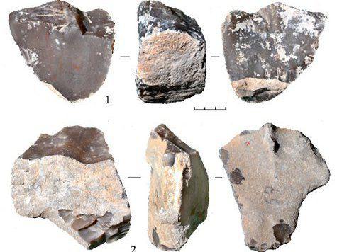 По Дагестану два миллиона лет назад бродили хомо эректус