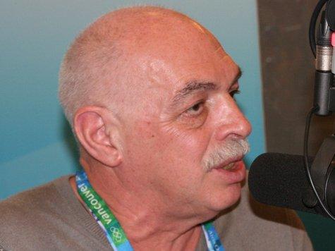 Лев Россошик, первый вице-президент Федерации спортивных журналистов России, специально для «МК»