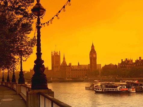 Лондон стал республикой СССР