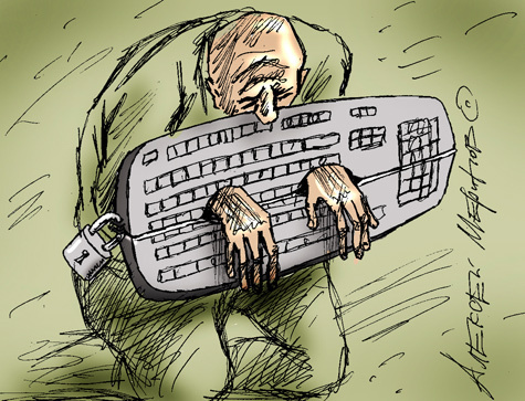 Нуждается ли Интернет вгосударственной слежке?