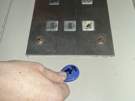 Для лифтов придумают особый знак отличия
