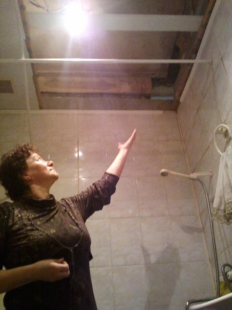 Жильцы дома на2-й Тверской-Ямской четыре года жили под обваливающимися потолками