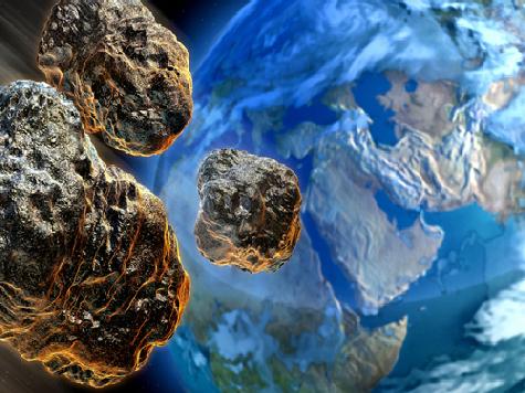 В 2012 году все астероиды пролетят на безопасном от Земли расстоянии