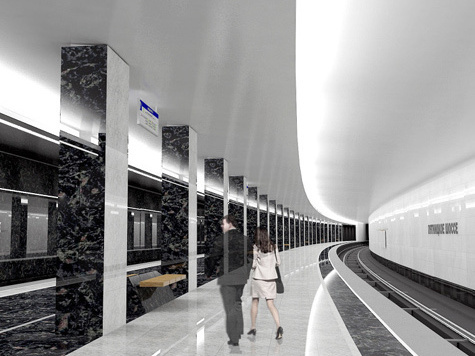 Новых станций метро осталось ждать месяц