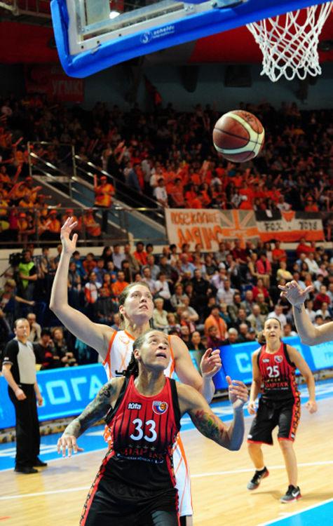 О проблеме засилья легионеров в отечественном спорте на примере баскетбола