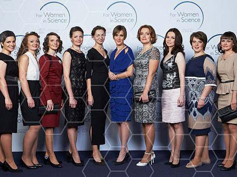 Десять лучших женщин-ученых получили национальные стипендии от ЮНЕСКО