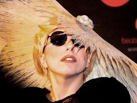 Леди Гага пригрозила российской власти революцией