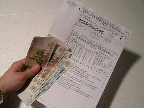 Плата за «коммуналку» будет расти несмотря на обещания Путина
