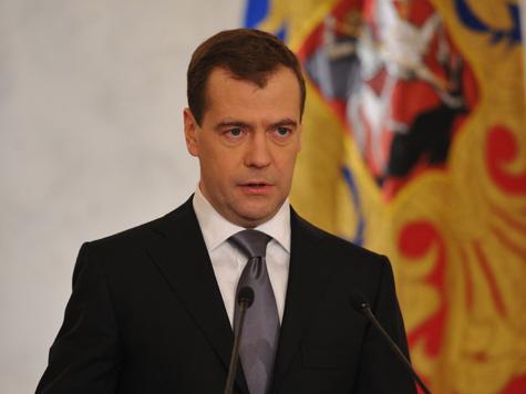 Медведев запретил подкуп иностранных чиновников