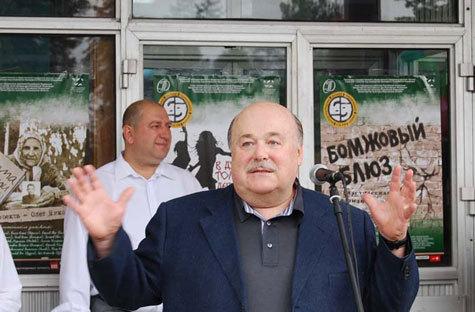 Квалификацию таджикского актера повысили в Звенигороде