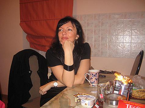 Гусь-хрустальная мать-одиночка