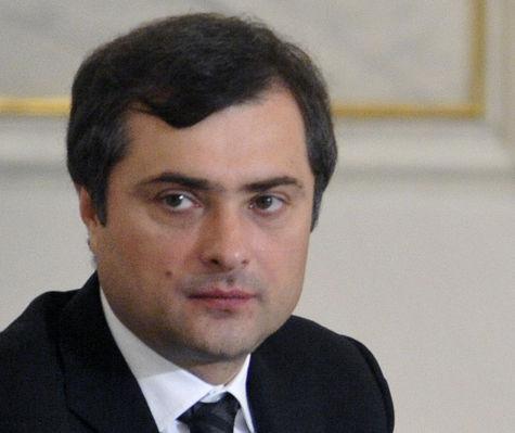 Сурков в отставке перебивается случайными заработками
