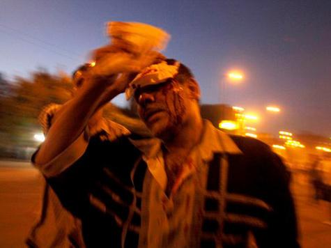 Египетские христиане сражаются за церковь