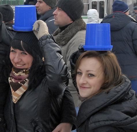 «Синим ведеркам» не позволили оштрафовать Путина