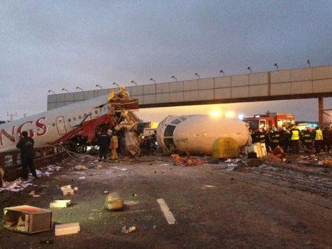 МАК: Посадочная полоса была готова к посадке Ту-204
