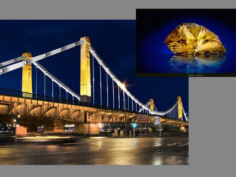 Москва решила зажечь мосты