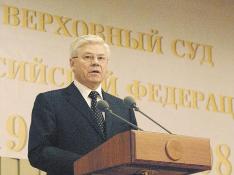 Глава ВС Вячеслав Лебедев: «Чувствую себя вполне сносно!»