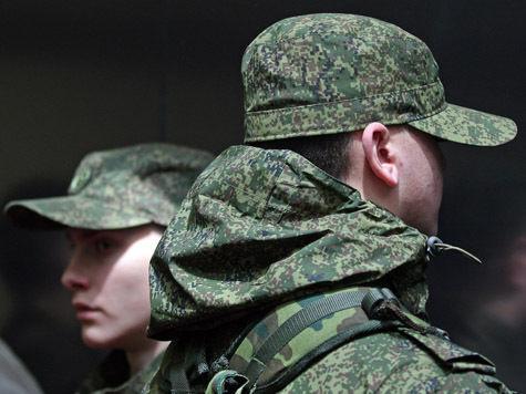В армии ждут дипломированных бойцов