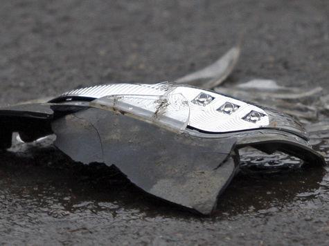 Трое следователей погибли в ДТП на проспекте Вернадского