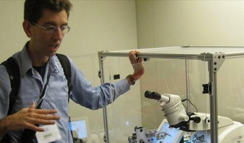 Безумный американский ученый убьет себя ради науки