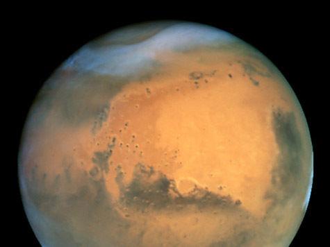 Марс признали серой планетой