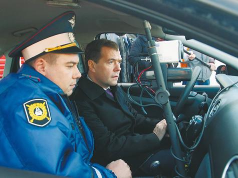 Президент отправил Нургалиева в вытрезвитель