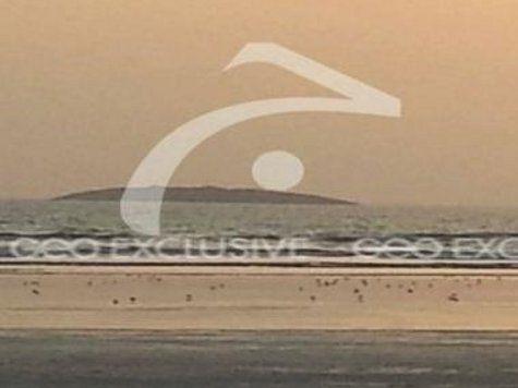 В Аравийском море после землетрясения образовался новый остров