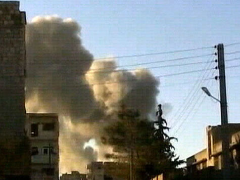 США могут атаковать Сирию в одиночку