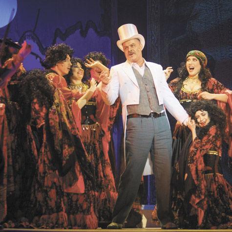 «Прекрасная жизнь» русского мюзикла