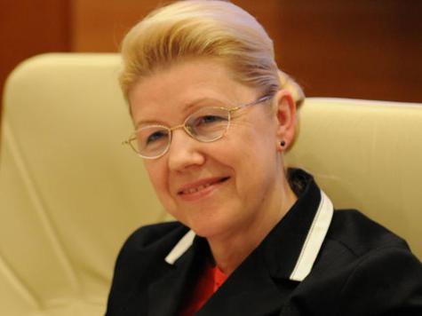 Мизулина пожаловалась в прокуратуру на бывшего вице-премьера Альфреда Коха