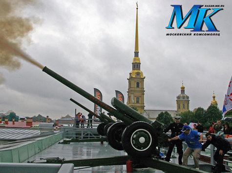 Казанский пороховой завод предложил свою концепцию возрождения Адмиралтейской слободы
