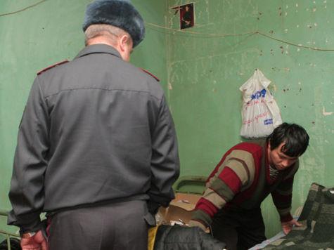 В центре Москвы собираются возводить гетто для мигрантов