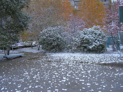 Репетиция зимы отложена до выходных