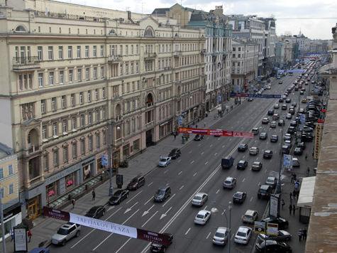 Новые дорожные знаки, запрещающие проезд машин с низким экологическим классом, могут появиться на улицах Москвы