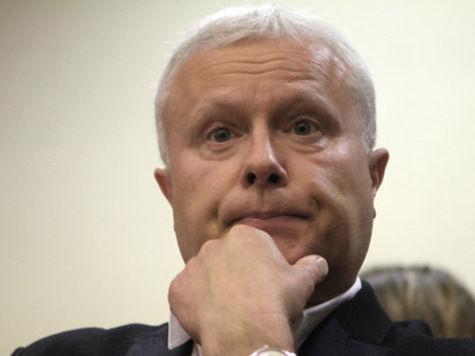 Побивший Полонского бизнесмен Лебедев готовит валенки для отбытия наказания