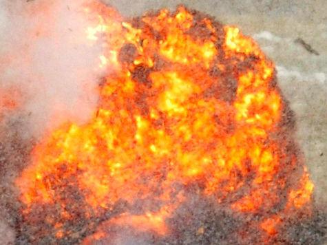 Житель Москвы в ссоре взорвал чужую машину