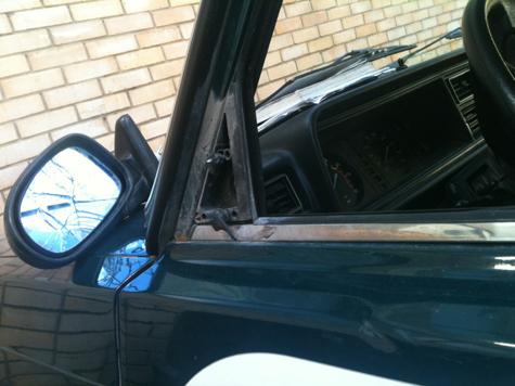 В аварию попал в четверг на Новом Арбате автомобиль с «мигалкой», закрепленный за заместителем главы МВД РФ Виктором Кирьяновым