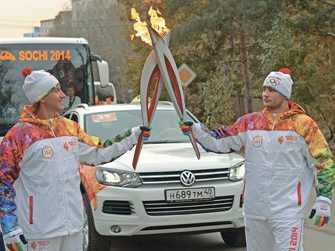 Каждый чувствовал себя причастным к Олимпиаде!