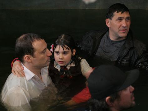 Московское метро уйдет под воду
