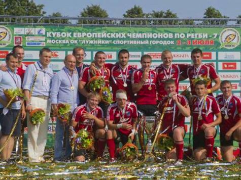 Клубный чемпион Европы по-прежнему живет в Подмосковье
