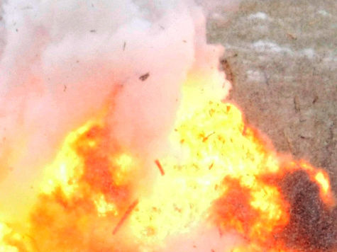 Израиль разбомбил сирийский военный исследовательский институт