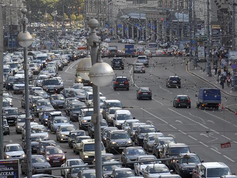 Москва справится с пробками