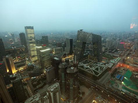 В результате землетрясения в Китае по меньшей мере 53 человека погибли