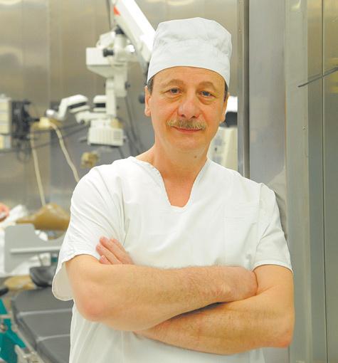 """Гендиректор МНТК """"Микрохирургия глаза"""" Христо Тахчиди: """"Мировые светила офтальмологии признают, что Федоров совершил прорыв в медицине"""""""
