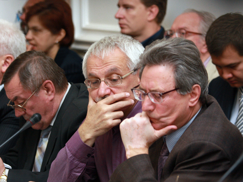 В общественной палате прошло обсуждение спорных законов