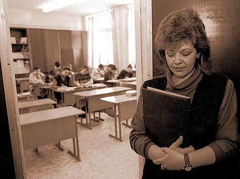 Учителей ждет кошмар