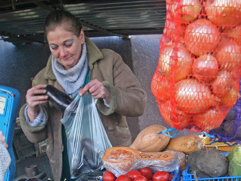 Овощи облегчили жизнь беднякам
